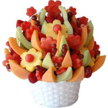 Fresh fruit baskets ideas Fruit bouquet